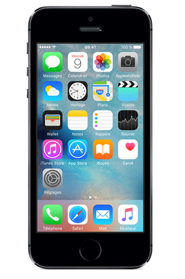 Apple IPHONE 5S 16GO GRIS SIDERAL