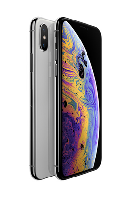 Apple IPHONE XS 64 SPACE SILVER