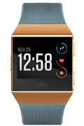Fitbit IONIC BLEU ORANGE METALLISE