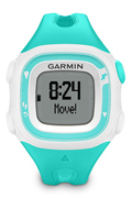 Garmin FORERUNNER 15 HRM TAILLE S TURQUOISE BLANC