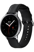 Samsung Galaxy Watch Active 2 44M ACIER Cuir Argent
